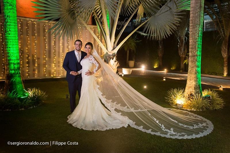 Casamento Clássico Romântico | Bruna & Ricardo