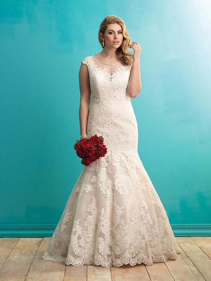 c7ec9fa9c4 Coleção de Vestidos de Noiva Plus Size Internovias