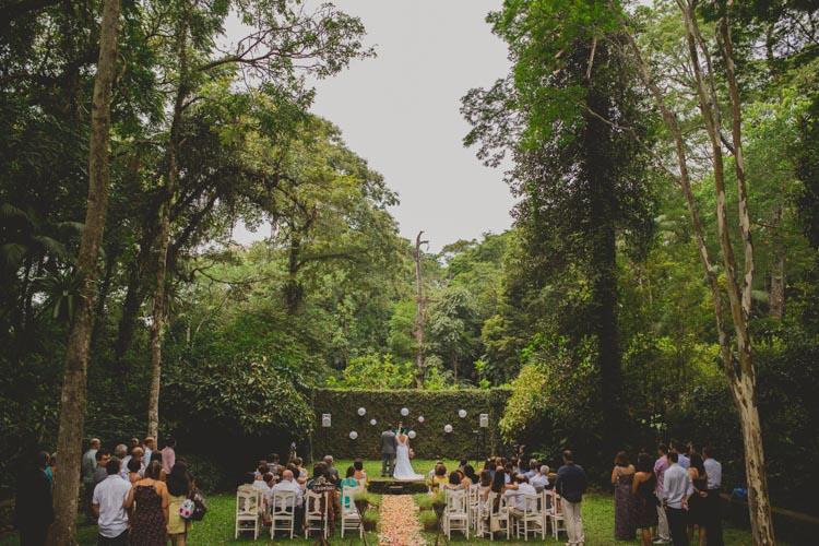 Casamento na Floresta