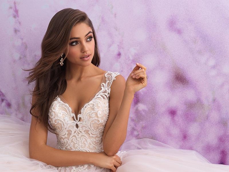 Vestidos de Noiva Princesa com Brilho