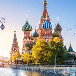 Lua de mel na Rússia