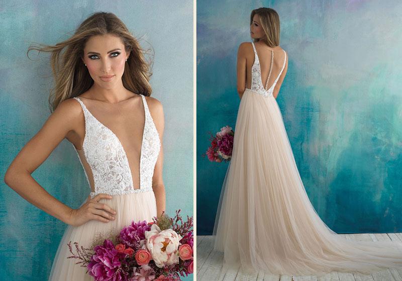 Noiva descolada - Vestido Internovias
