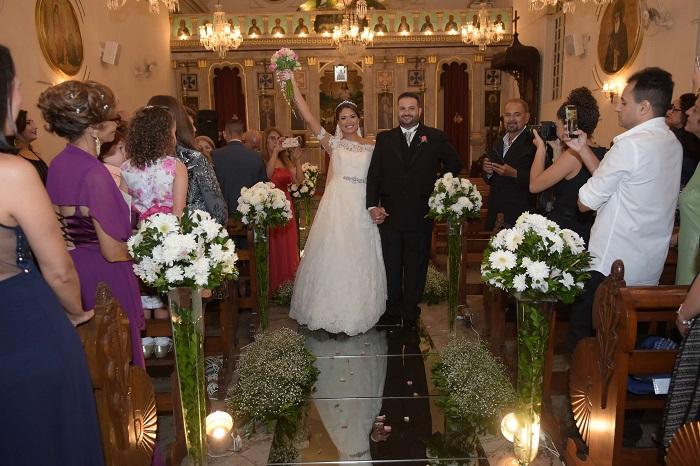 Casamento Clássico | Poliana & Augusto