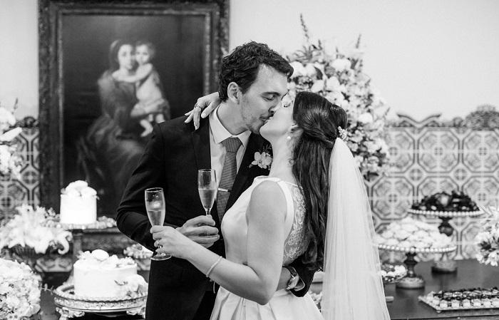Casamento Intimista | Luiza Reis & Daniel