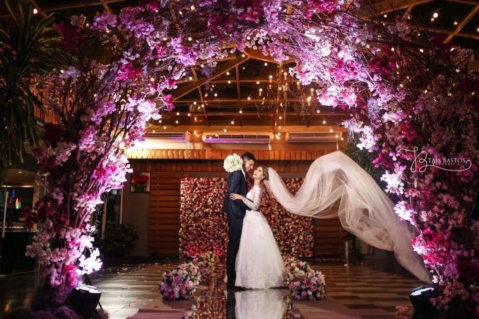 Casamento Clássico Romântico | Tatiana & Pedro