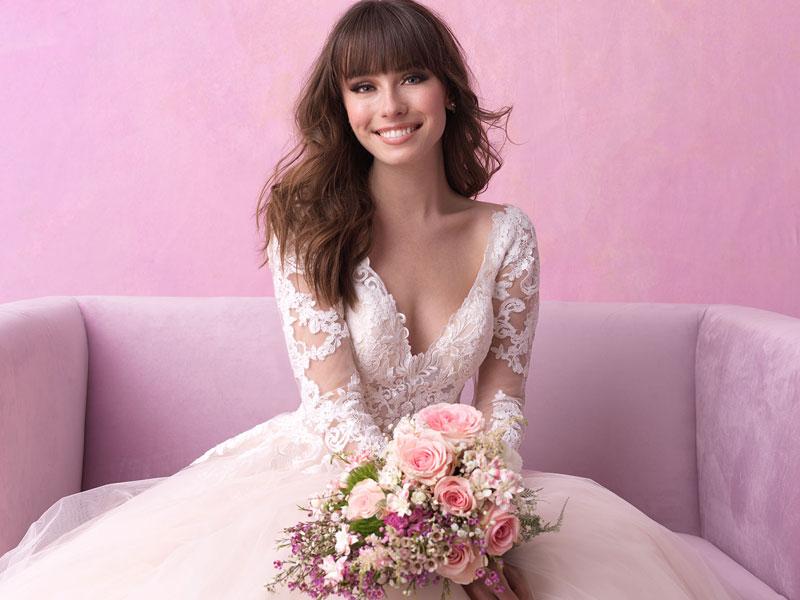 Lançamento Coleção 2019 de Vestidos de Noiva Internovias