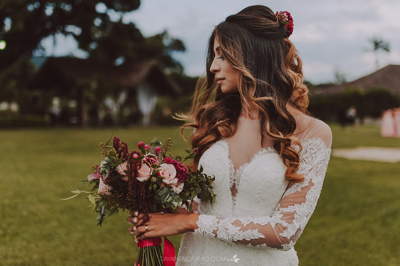 Casamento Romântico no Campo | Larissa & Bruno