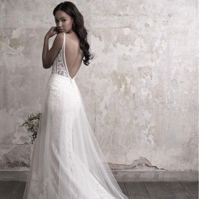 Os mais lindos vestidos de noiva 2019