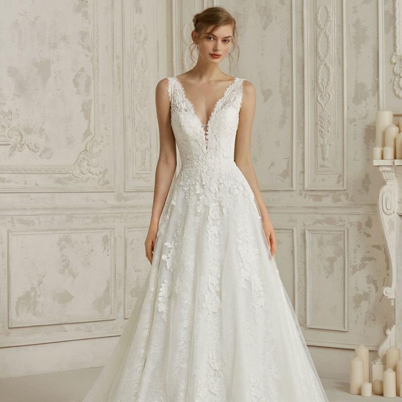 Top 10: Vestidos de Noiva Princesa para Alugar
