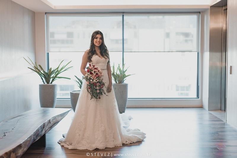 Casamento Clássico no Coliseum Eventos | Hosana e Andre