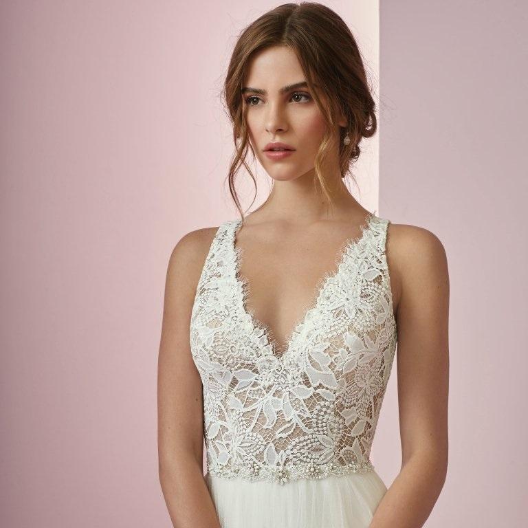 Vestidos de Noiva Simples e Delicados