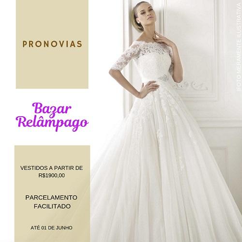Pronovias RJ | Vestidos de Noiva